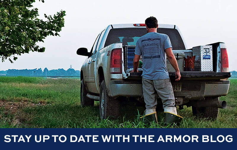 Stay up to date with the Armor Blog!